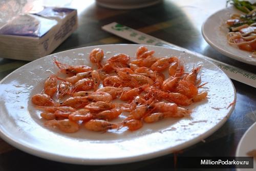креветки в духовке рецепт неочищенные