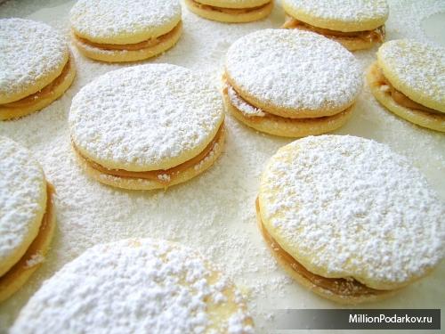 песочное печенье рецепт от анастасии скрипкиной