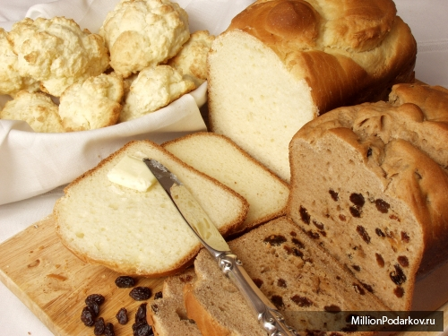 Хлебопечь рецепты самые простые