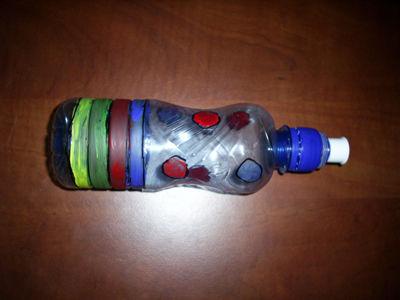 Маракасы своими руками для детей из бутылок 24