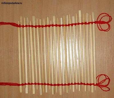 260Поделки из китайских палочек для суши своими руками