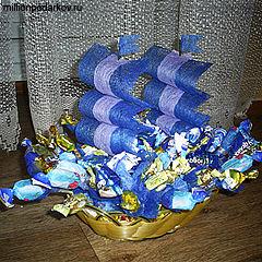 Подарок морская тематика своими руками