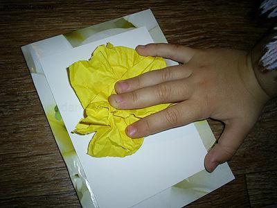 Как сделать из жатой бумаги поделки