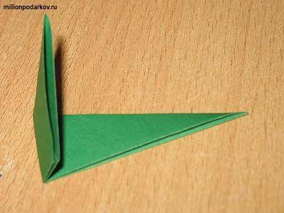 Букет тюльпанов оригами 95