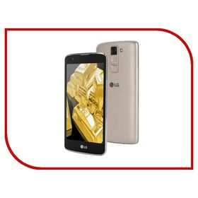 Сотовый телефон LG X240 K8 (2017) Gold