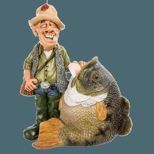 крутой подарок для рыбака