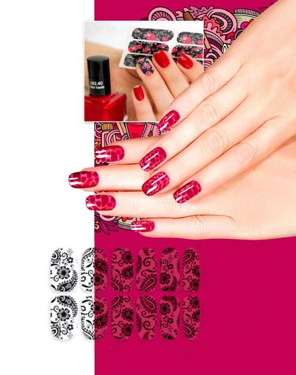 Фото дизайн ногтей материалы
