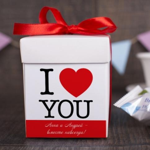 Подарки как признание в любви