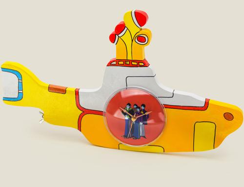 желтая подводная лодка караоке