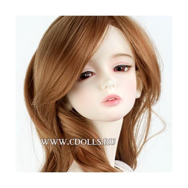 чем носить купить куклу с длинными натуральными волосами размять миске