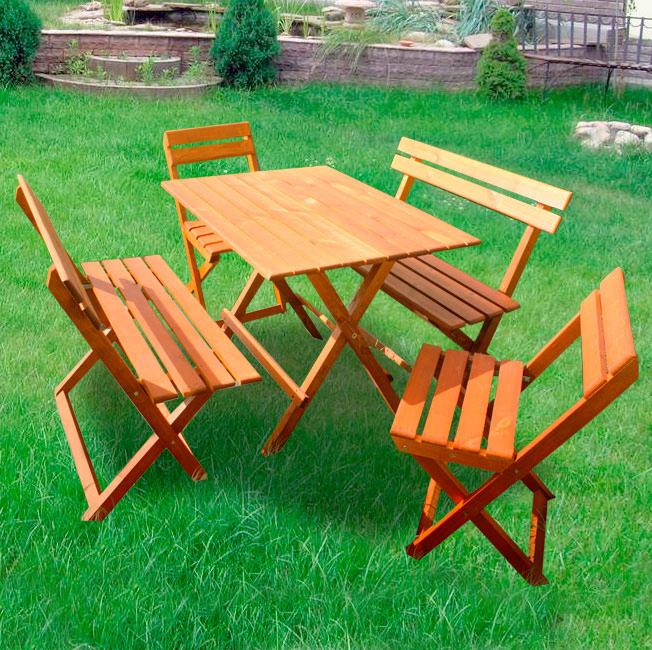 Раскладные стульчики для отдыха своими руками