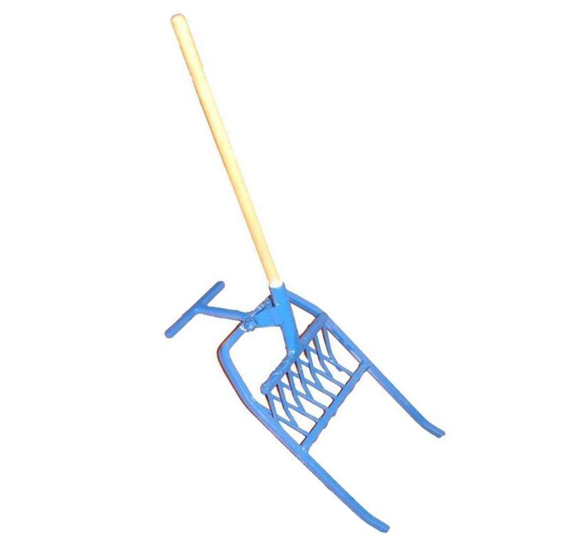 Лопата для рыхления своими руками