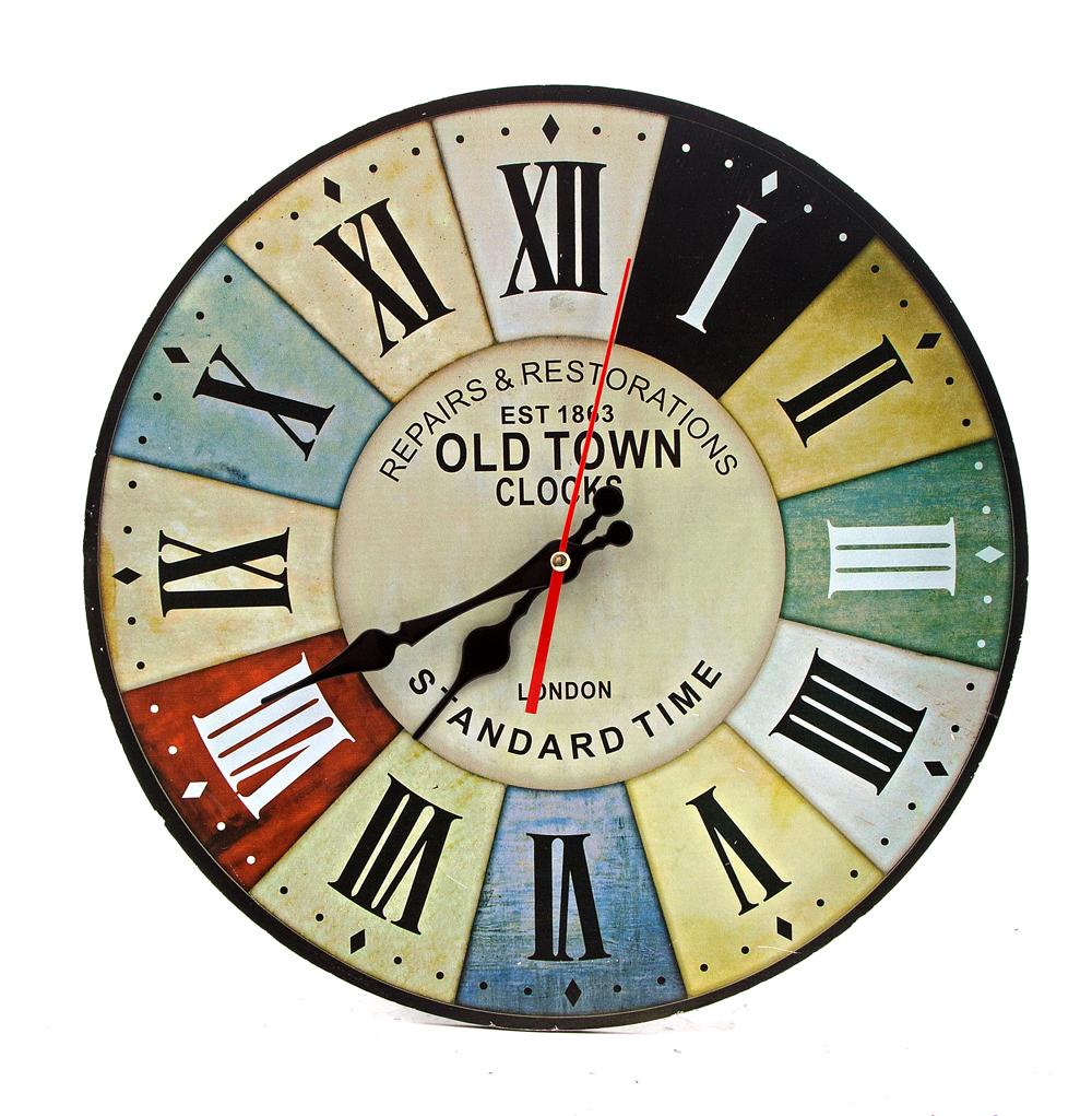 Оригинальные часы подарок
