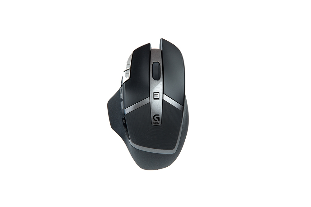 Wireless gaming mouse logitech
