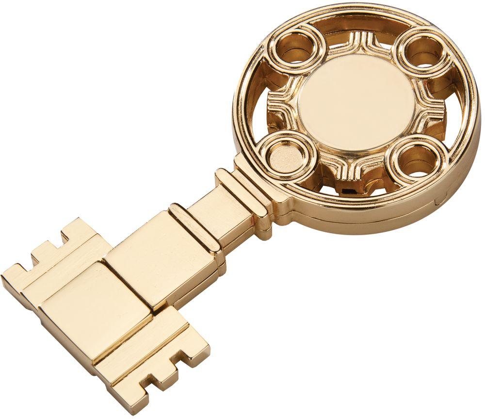 USB-флеш-карта Золотой ключ на 4 Гб, артикул 39522. Подробнее.