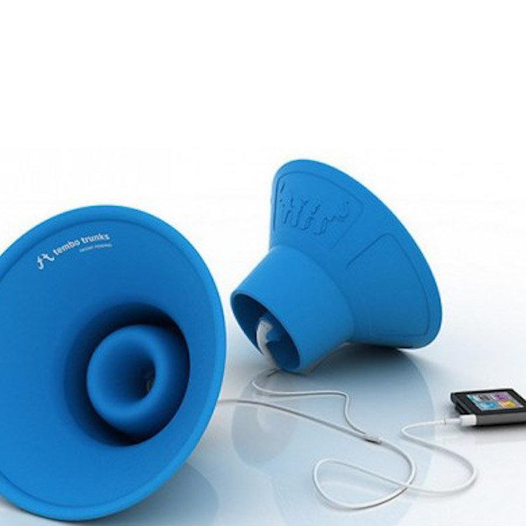 Колонки для телефона из наушников своими руками