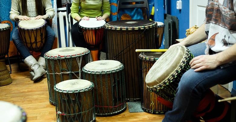 Мастер классы по барабанам