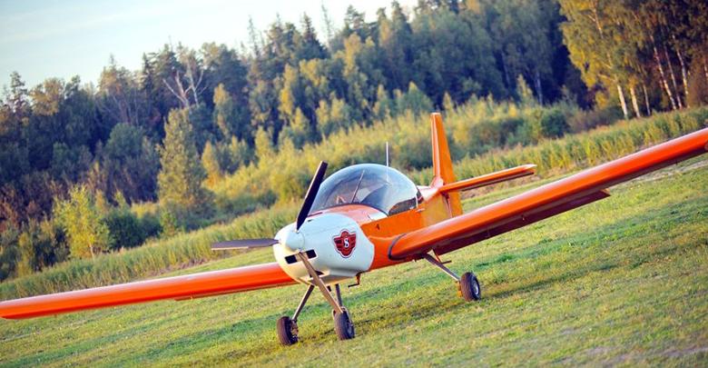 Самостоятельный полет самолет