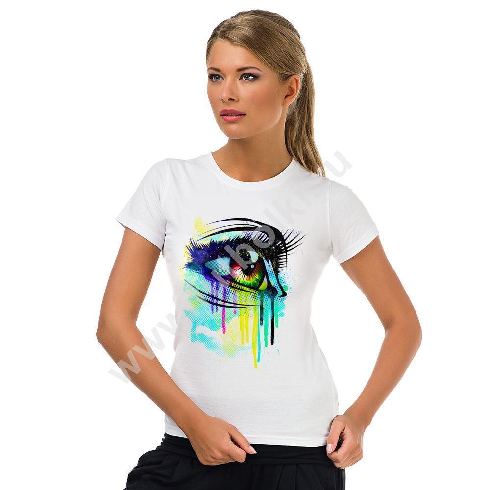 Фото дизайн футболки