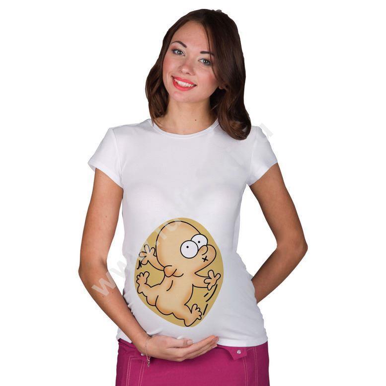 Платья для беременных с приколами 34