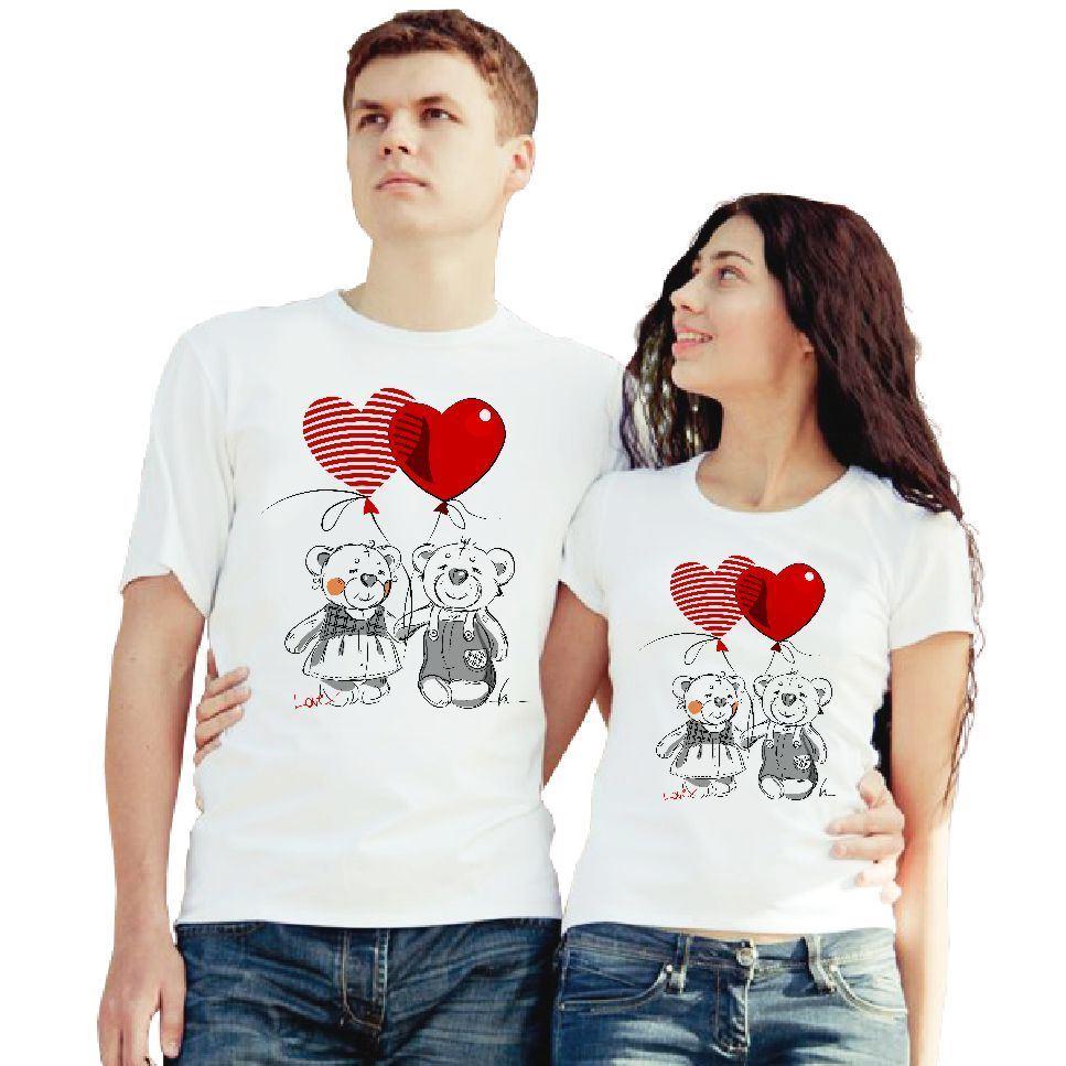 Оригинальные подарки футболки для 478