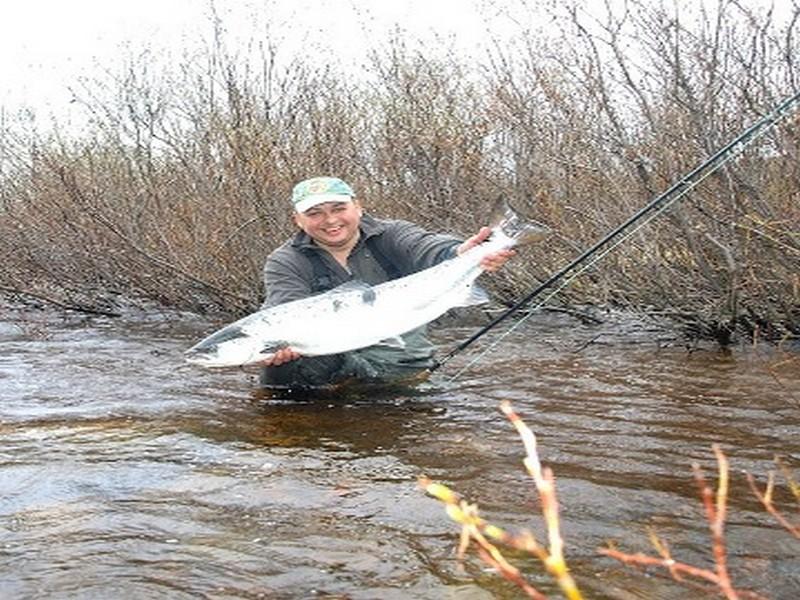 хорошее место для рыбалки новосибирск