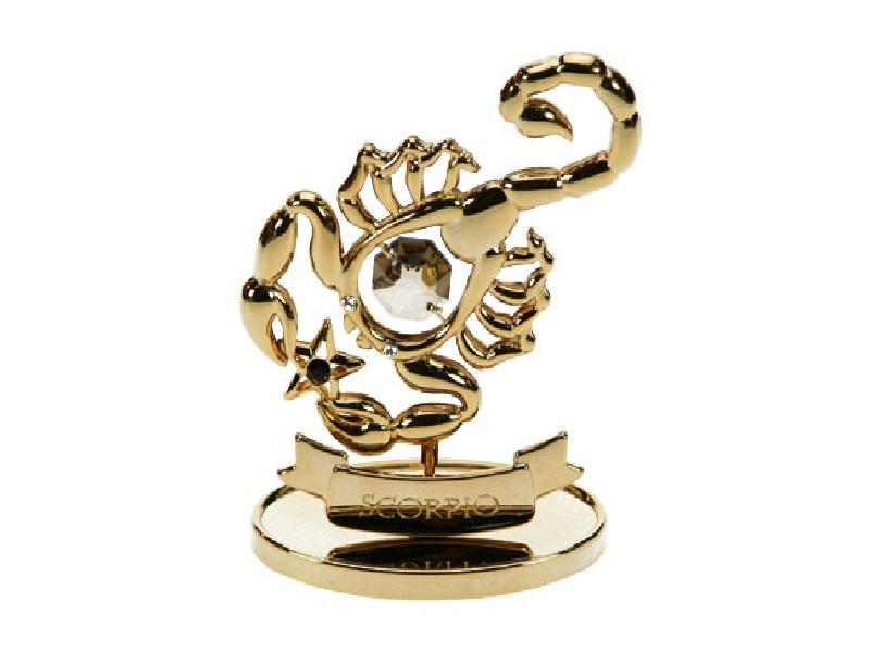 Знак зодиака скорпион подарки