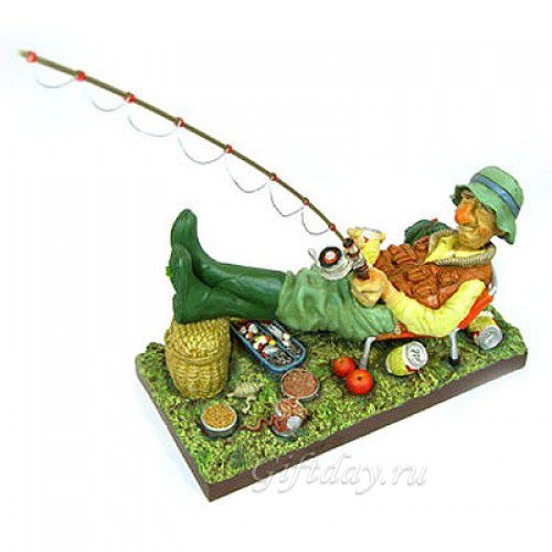 что подарить любителю рыболову