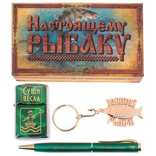 Лучший подарок мужчине рыбаку 58