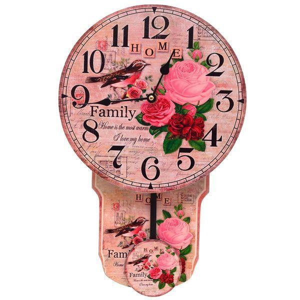 Часы в подарок настенные