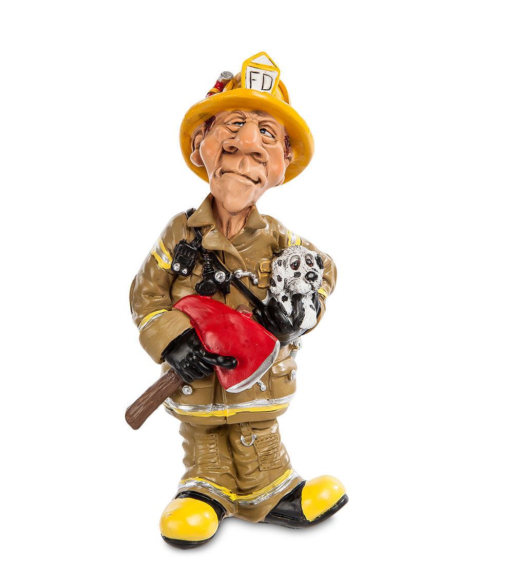 Прикольный подарок для пожарного