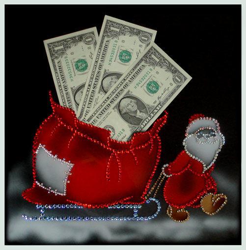 подарок финансовые своими руками