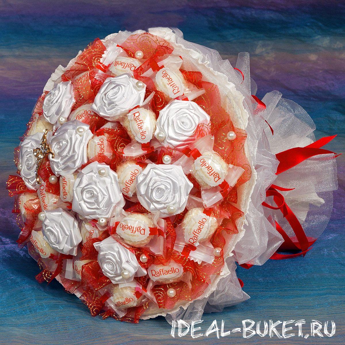 Как оформить букет из роз  пошаговое фото 3