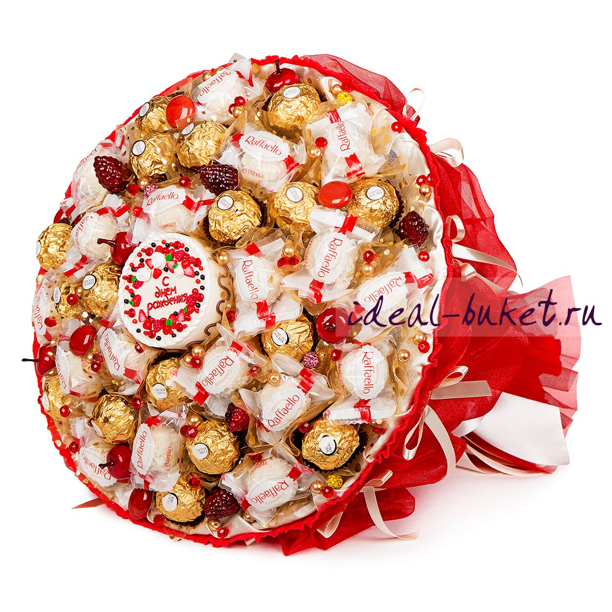 Букеты из конфет оригинальные подарки 86