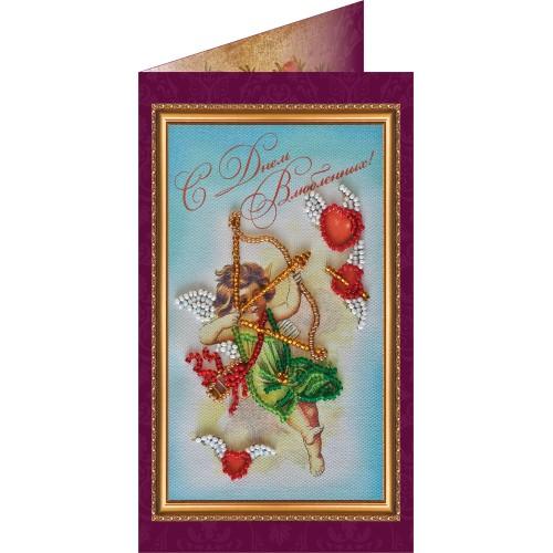 Вышивка бисером крестом открытки