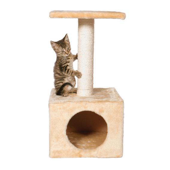 Как сделать домик котятам