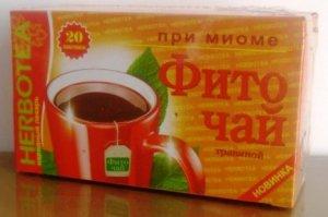 """Чайный напиток """"При миоме матки"""", 20 пак. купить в Москве: цены и отзывы - Миллион Подарков"""