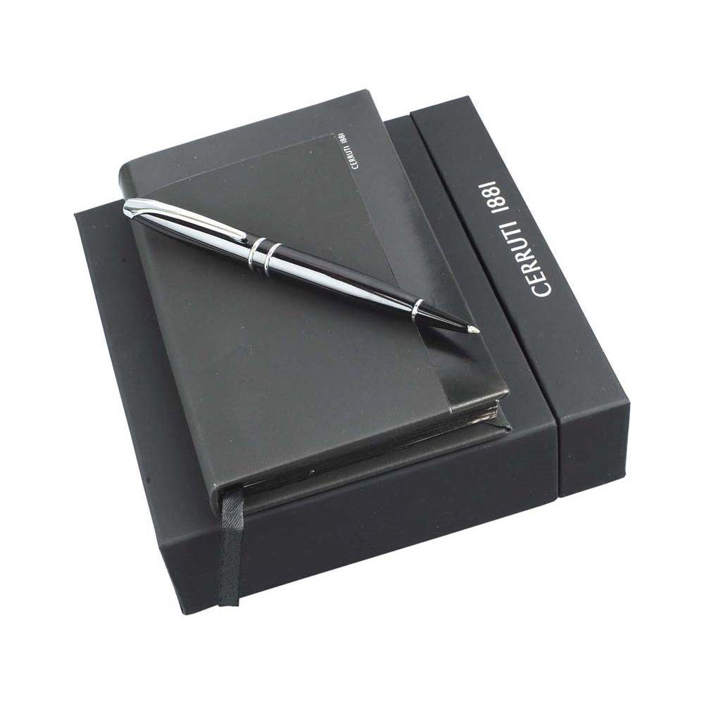 Блокнот с ручкой в подарок 687