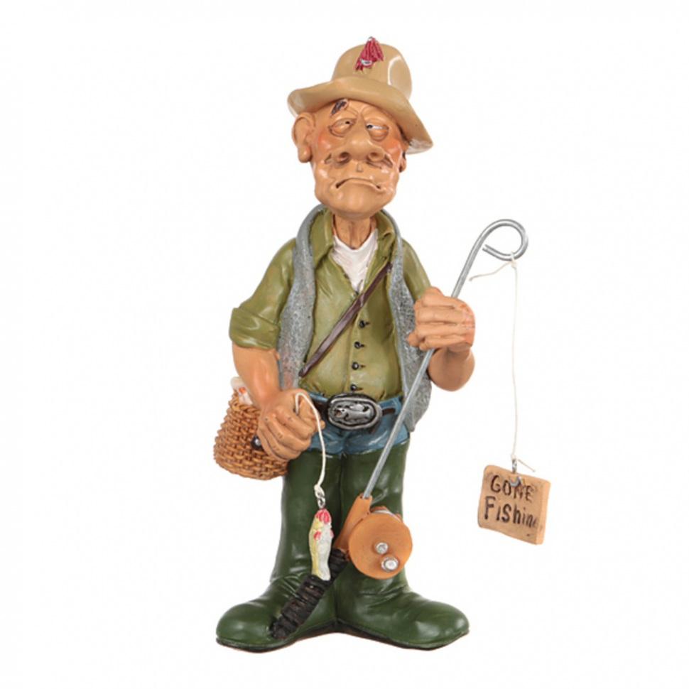 купить статуэтку для рыбака