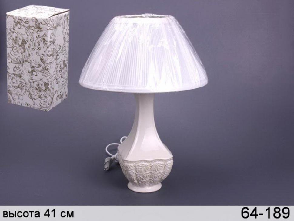 Абажур на настольную лампу из ткани своими руками