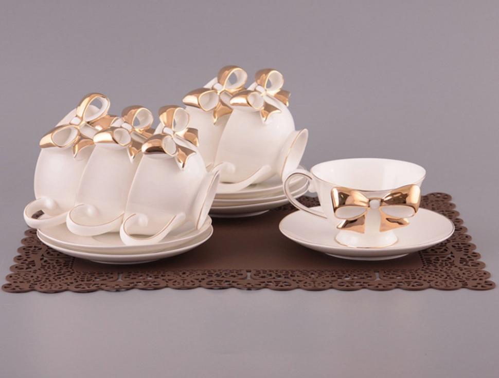 Чайные наборы в подарок