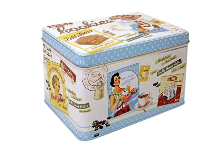 Коробка для хранения печенья