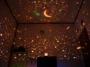 Ночник звездное небо фото