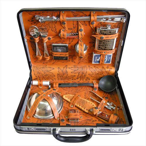 чемодан для рыбака подарочный в
