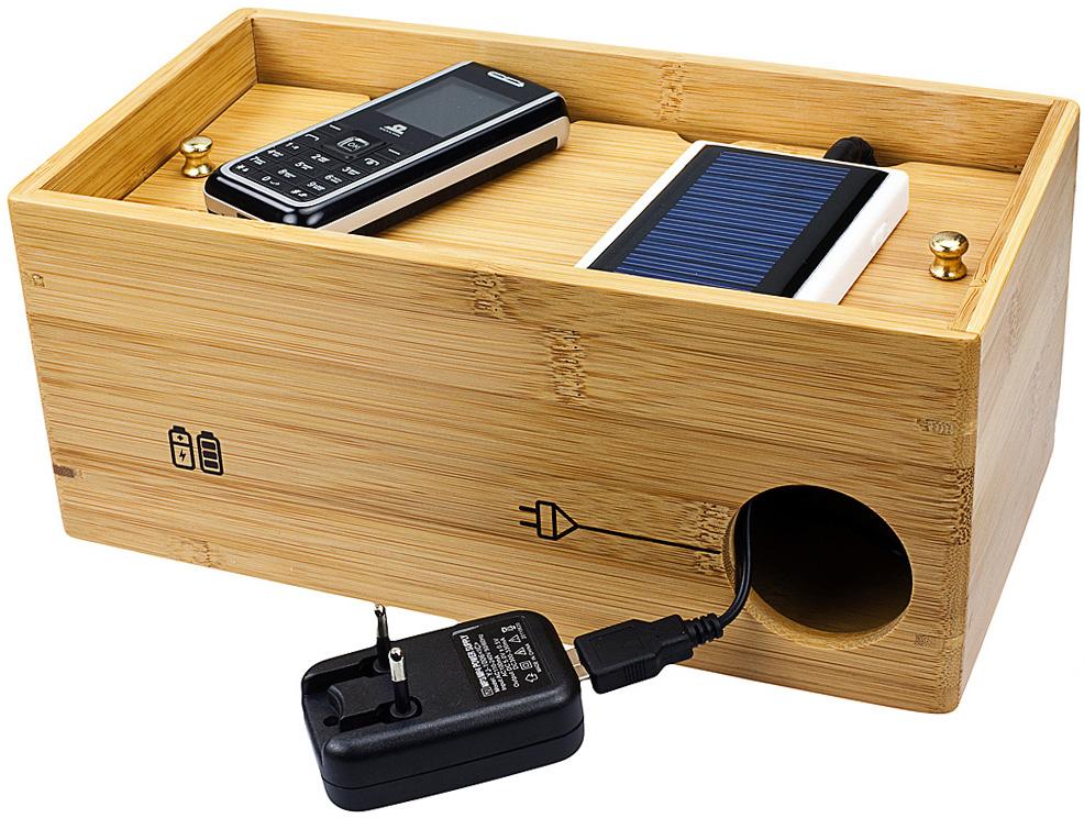 Коробочка для зарядных устройств своими руками