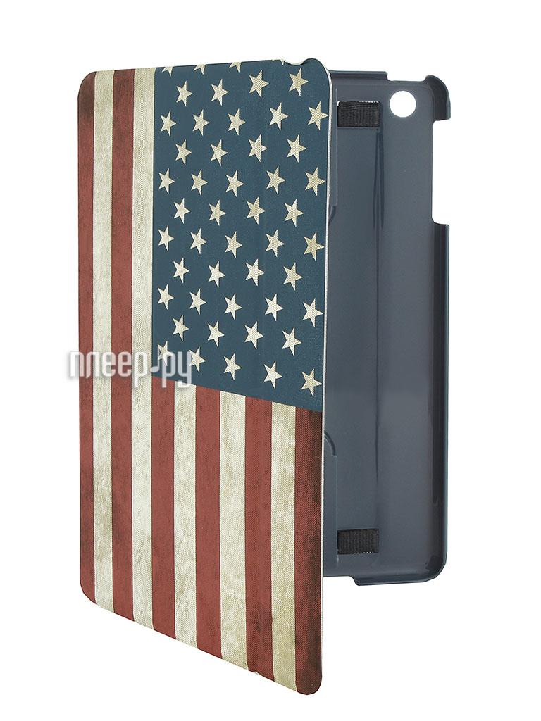 Аксессуар Чехол iPad mini 4 G-Case Slim Premium Purple GG-656