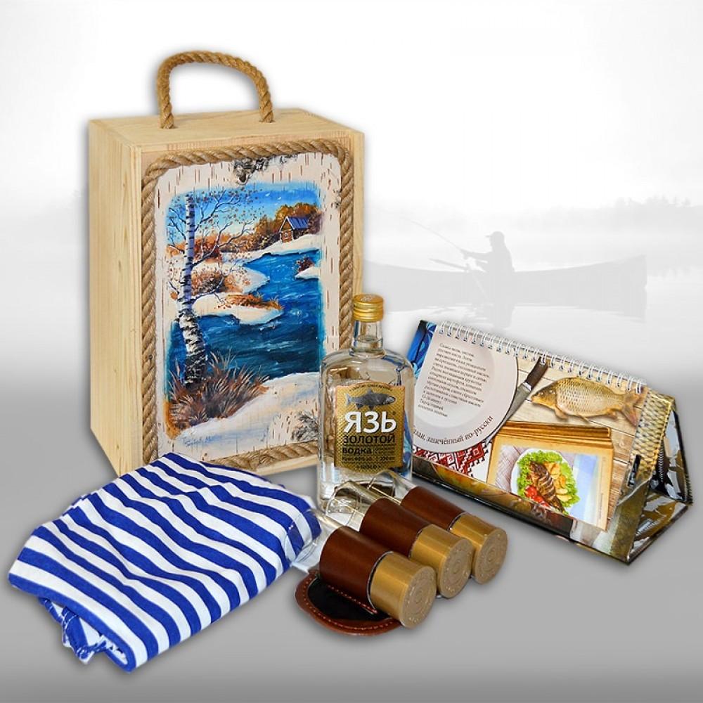 Подарки для рыболовов в спб