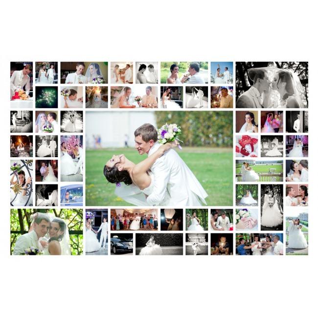 Как сделать фотографию из большого количества фотографий