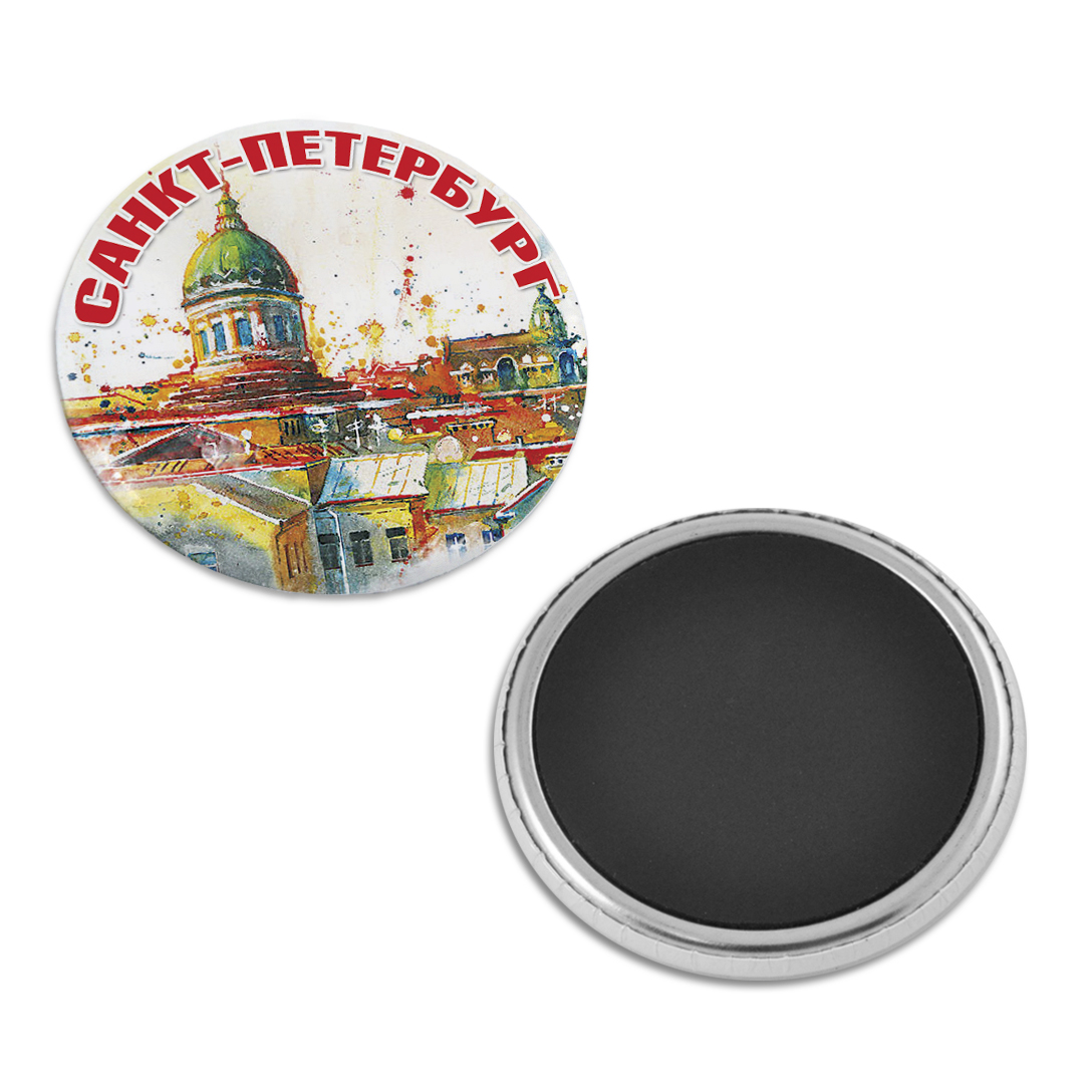 Что привезти из Санкт-Петербурга в подарок, какой сувенир 44