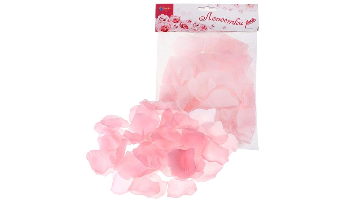Как сделать розовые лепестки 70